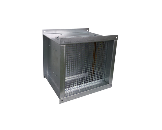 air heater heating register Volta laboratory clean room